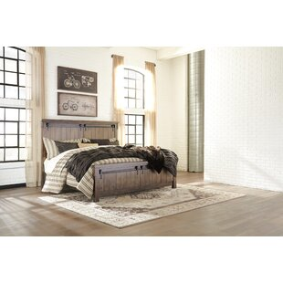 Mattalyn Wood Panel Bed by Gracie Oaks
