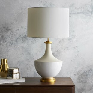 Lafrance 27'' Table Lamp by Mercury Row