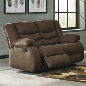 Ridgemont Reclining Loveseat by Loon Peak