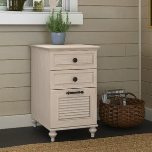 Volcano Dusk 3-Drawer Vertical Filing Cabinet by Kathy Ireland Office by Bush