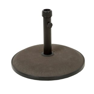 Total Concrete and Metal Free Standing Umbrella Base