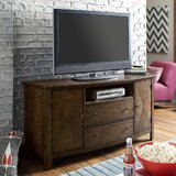 Hassania Solid Wood TV Stand for TVs up to 65 by Bloomsbury Market