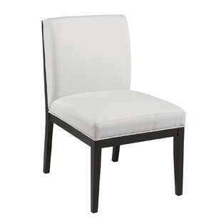 Othello Parsons Upholstered Dining Chair (Set of 2)