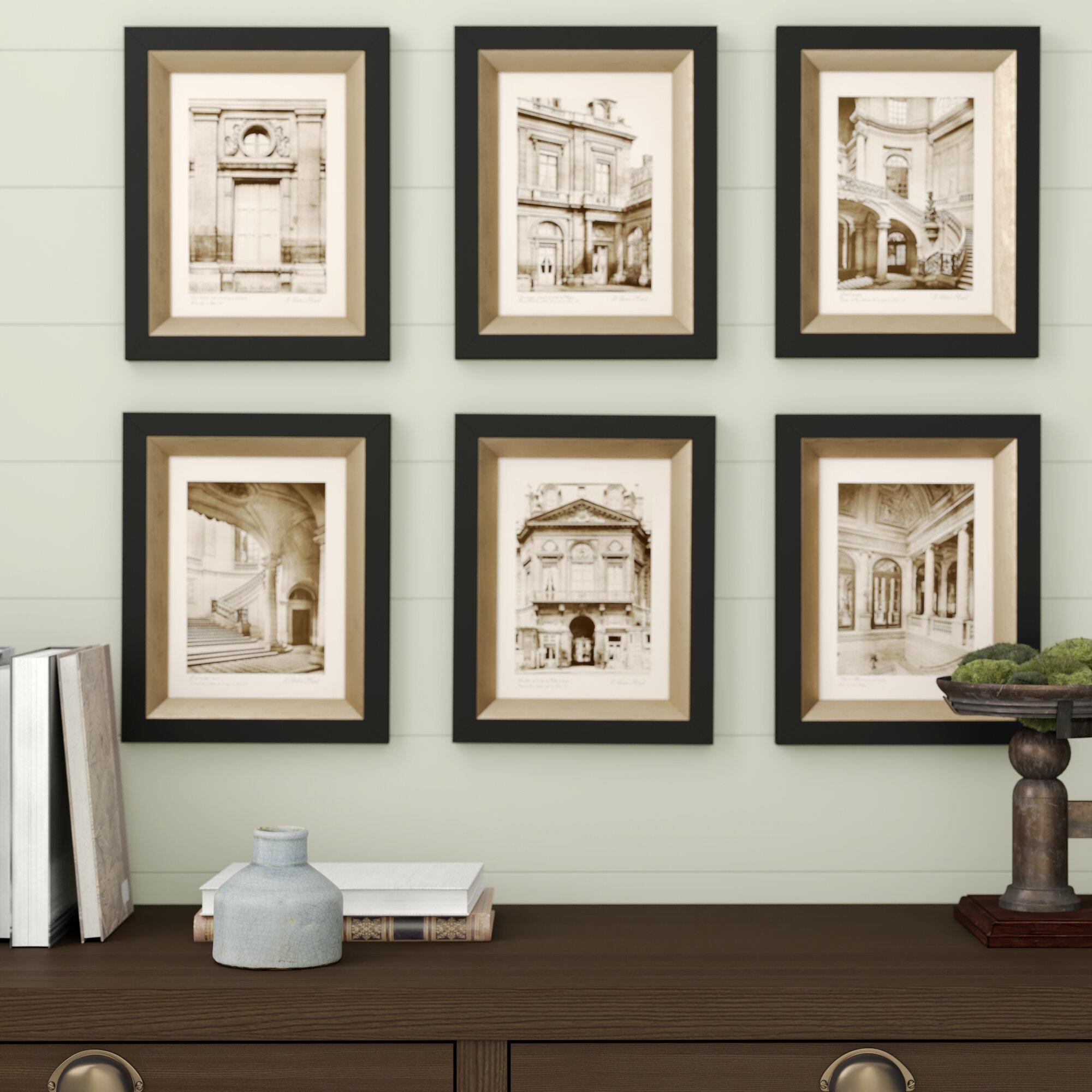 4 Piece Framed Wall Art You Ll Love In 2021 Wayfair