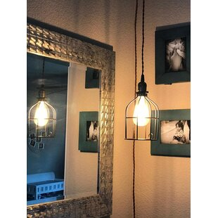 Bomar 1-Light Lantern Pendent by Williston Forge