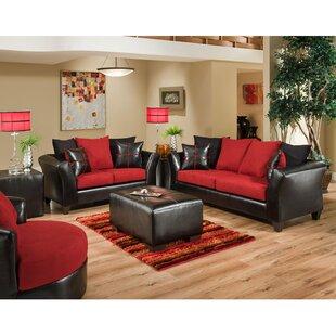 Dilorenzo Contemporary 2 Piece Living Room Set by Latitude Run