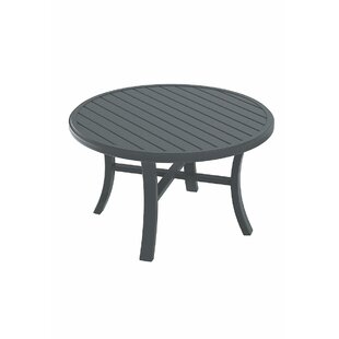 Banchetto Metal Chat Table by Tropitone