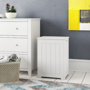 Check Price Pendeen Cabinet Laundry Bin