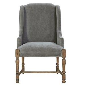Wellison Arm Chair by Gracie Oaks