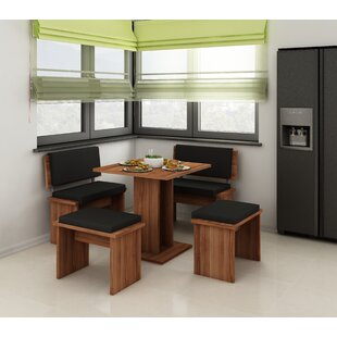 Clarendon 5 Piece Dining Set