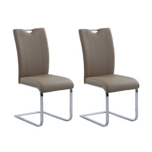Orren Ellis Keenley Upholstered Dining Chair (Set of 2)