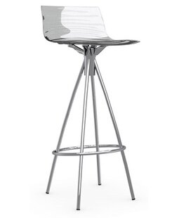 Find for L'Eau 31.5 Bar Stool by Calligaris Reviews (2019) & Buyer's Guide