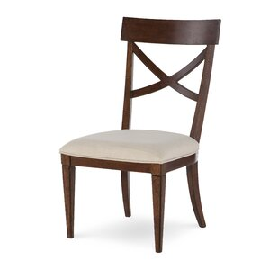 Upstate X-Back Side Chair (Set of 2) by R..