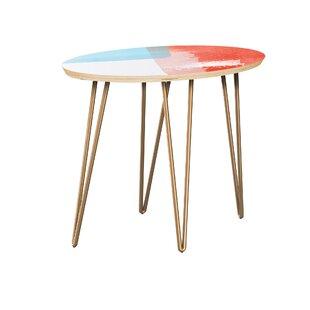 Fackler End Table by Corrigan Studio