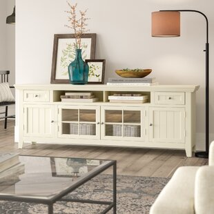 Yates TV Stand for TVs up to 78 by Birch Lane™ Heritage