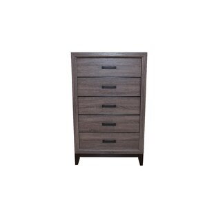 Webster 5 Drawer Dresser/Chest