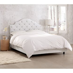 Latanzi Upholstered Panel Bed