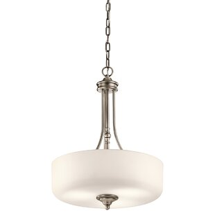Winston Porter Kayleigh 3-Light Inverted Pendant