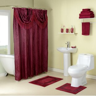 Ferrari Deluxe Single Shower Curtain