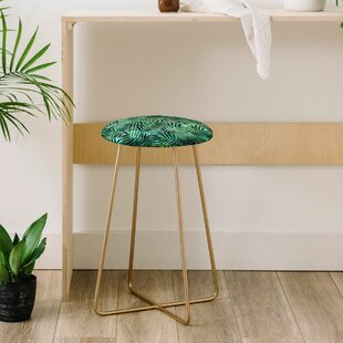 Schatzi Brown Goddess Palm 30 Bar Stool East Urban Home