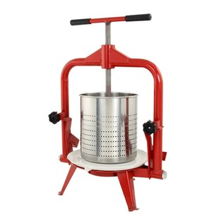 Harvest Deluxe Stainless Steel Fruit And Wine Juicer by TSM Products #1