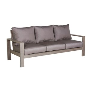 Gracie Oaks Potsdam Sofa with Cushions