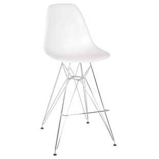 Jamarcus 27 Bar Stool (Set of 2) Orren Ellis