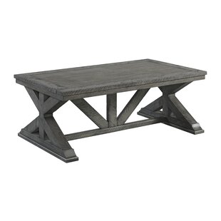 Core Trestle Coffee Table