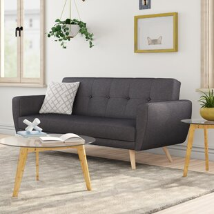 Wora 3 Seater Clic Clac Sofa Bed By Zipcode Design