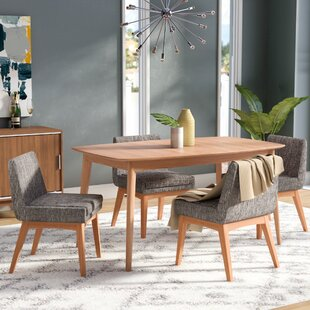 Perla 5 Piece Dining Set Corrigan Studio