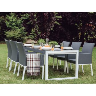 Amblewood 6 Seater Dining Set By Sol 72 Outdoor