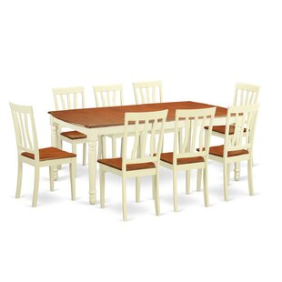 Carmel 9 Piece Dining Set