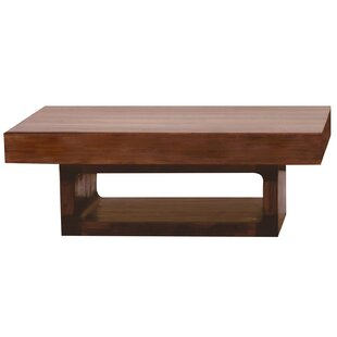 Castelo Coffee Table with Magazine Rack by NES Furniture