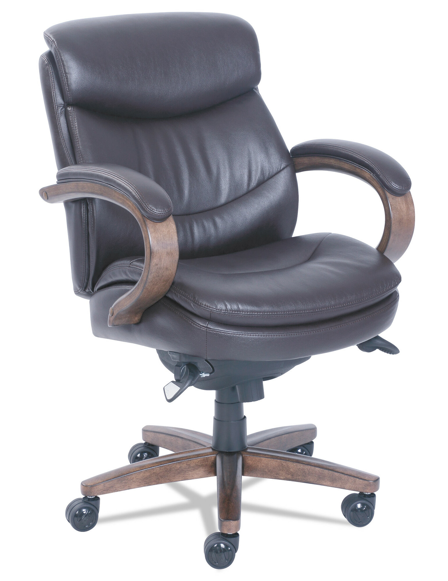 Woodbury Bonded Leather Executive Chair