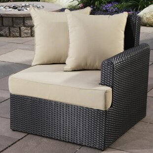 Capri Right Arm Chair with Cushions