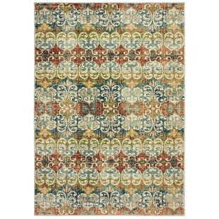 Hedberg Ivory Indoor/Outdoor Area Rug