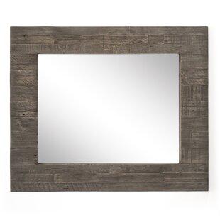 17 Stories Blase Large Rectangular Accent Mirror