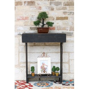 Bellamy Skinny Console Table by August Grove