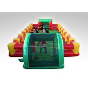 EZ Inflatables Foozball In..