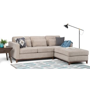 Alegria Sectional with Ottoman