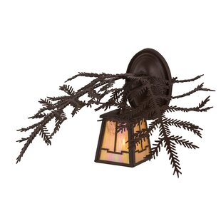 Millwood Pines Ullery Outdoor Sconce