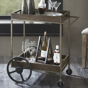Soren Bar Cart by 17 Stories