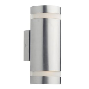 Riey 2-Light LED Outdoor Sconce By Sol 72 Outdoor