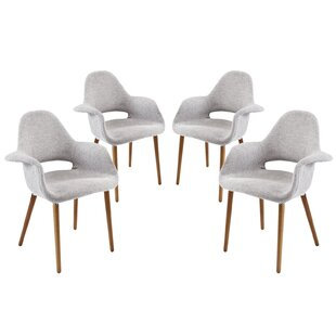 Carlotta Dining Armchair (Set of 4) by Corrigan Studio