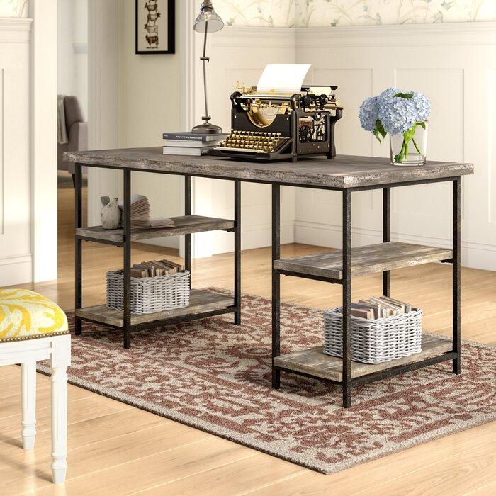 Laurel Foundry Modern Farmhouse Remy Writing Desk Reviews Wayfair
