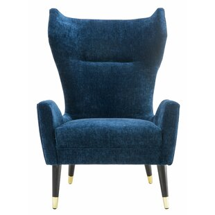 Borough Wingback Chair by Corr..