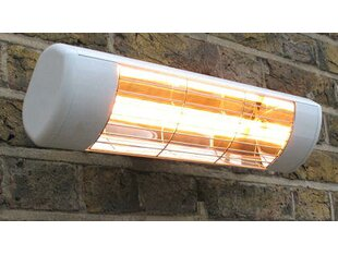 Kauffman Single Electric Patio Heater By Sol 72 Outdoor