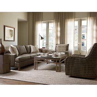 Read Reviews Cypress Point Configurable Living Room Set by Tommy Bahama Home Reviews (2019) & Buyer's Guide