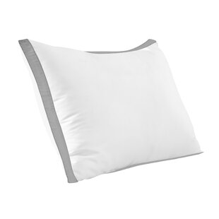 Alwyn Home Calvin Gusset Down Alternative Queen Pillow