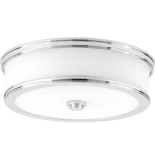 Vanderhoof 1-Light LED Flush Mount